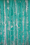 Green Real Wood Texture Background. Vintage and Old Stock Photography