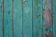 Green Real Wood Texture Background. Vintage and Old. Green Wood Texture Background. Vintage and Old. Close-up picture of wood wall. The wall is old and with Royalty Free Stock Photo