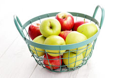 Green and red apples Royalty Free Stock Photography