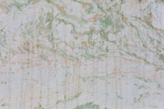 Green red marble texture abstract as background. Natural stone. Royalty Free Stock Photo