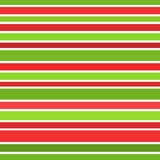 Green and red stripes Royalty Free Stock Photography