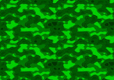 Green Repetitive Texture Stock Images
