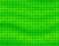Green retro background Stock Image