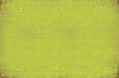 Green ribbed paint washed wall background Stock Photos
