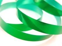 Green ribbon Stock Photos