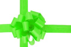 Green Ribbon Stock Photos