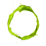 Green ring Royalty Free Stock Photos