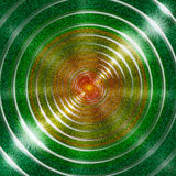 Green ring background Royalty Free Stock Photo