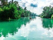 Green River Foto de Stock Royalty Free