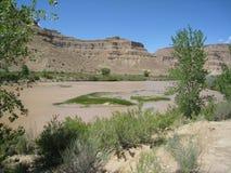 Green River Foto de archivo libre de regalías