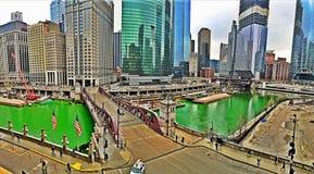Green River Fotografia de Stock Royalty Free