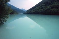 Green River royaltyfri fotografi