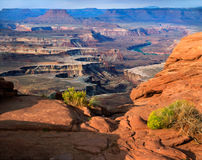 The Green River Royalty Free Stock Images