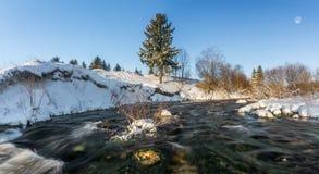 Green River Lizenzfreies Stockbild