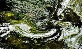 Green River bevattnar Royaltyfria Foton