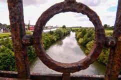 Green River Brücke Stockfotos