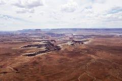 Green River at Canyonlands National Park Royalty Free Stock Photos