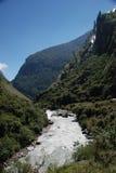 Green River dal Arkivbild