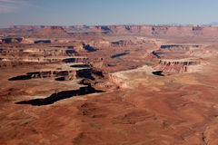 Green River Overlook at Canyonlands Stock Photos