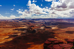 Green River Overlook, Canyonlands, National Park, Utah, USA Royalty Free Stock Image