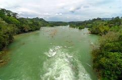 Green River Rapids Royalty Free Stock Photos