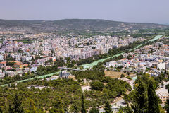 Green River in Silifke, Turkey Stock Photo