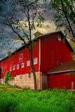 Green Road Farm In Naperville, Illinois Stock Image