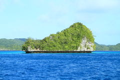 Rock islands Stock Image