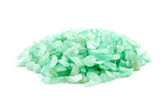 Green rock mount Royalty Free Stock Photography