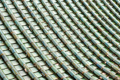 Green roof Royalty Free Stock Photography