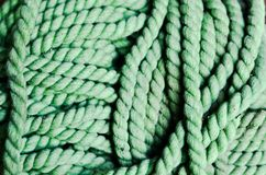 Green Rope Stock Images