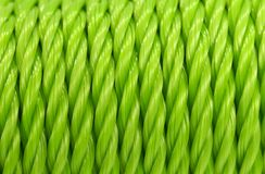 Green Rope Background stock photography