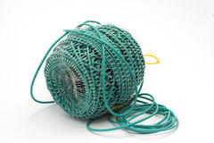Green rope Stock Photos