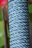 Green Rope texture Royalty Free Stock Images