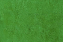 Green rough painted wall seamless texture. Green flat rough painted wall seamless texture Stock Photos