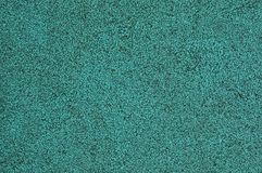 Green rubber floor background Royalty Free Stock Photos