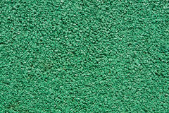 Green rubber mat Stock Image
