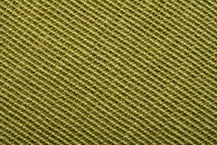 Green rug. Closeup of green jute area rug Royalty Free Stock Image