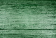 Green Rustic board Background, room or space for copy, text, words Royalty Free Stock Photos