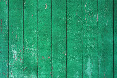 Green Rustic old wood background. Backdrop Royalty Free Stock Photo