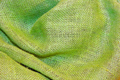 Green sack Stock Photos