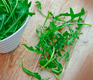 Green salad in a bowl Royalty Free Stock Photo