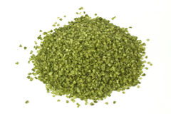 Green salt Royalty Free Stock Image