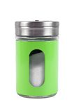 Salt container Stock Photo