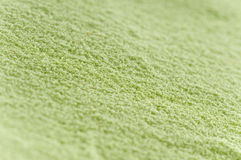 Green sand Royalty Free Stock Photography