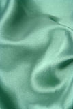 Green Satin Royalty Free Stock Image