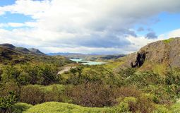 Patagonia Scenery Stock Photography