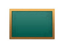 Green school blackboard Royalty Free Stock Photography