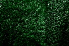 Green sea  water background Stock Images