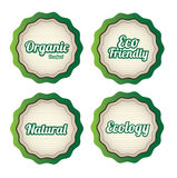 Green seals Royalty Free Stock Photo